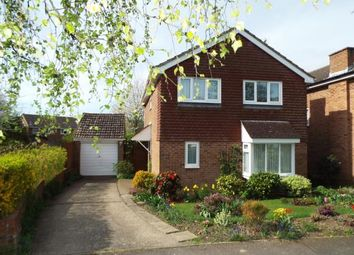 Thumbnail 4 bed detached house for sale in Julien Place, Willesborough, Ashford, Kent