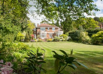 Thumbnail 5 bedroom detached house for sale in Wood Lane, St. Georges Hill, Weybridge