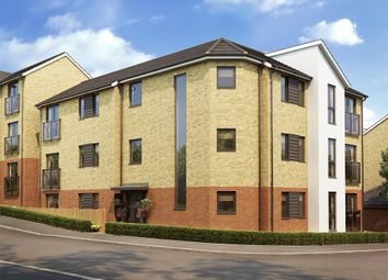 "Thumbnail 1 bed flat for sale in ""Magenta Court "" at Maldive Road, Basingstoke"