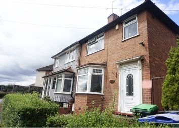 3 bed semi-detached house for sale in Broadmoor Avenue, Bearwood, Smethwick B67