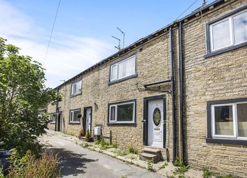 Thumbnail 2 bed terraced house for sale in Berrys Buildings, Halifax, West Yorkshire