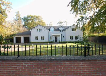 Thumbnail 4 bedroom detached house for sale in Edge Hill, Ponteland, Newcastle Upon Tyne