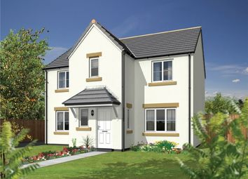 Thumbnail 4 bed detached house for sale in Tregony Road, Probus, Truro