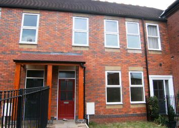 Thumbnail 3 bed town house to rent in Derby Road, Long Eaton