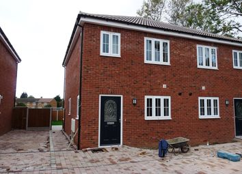 Thumbnail 3 bed semi-detached house to rent in Elverston Side, Off Elverston Close, Laindon