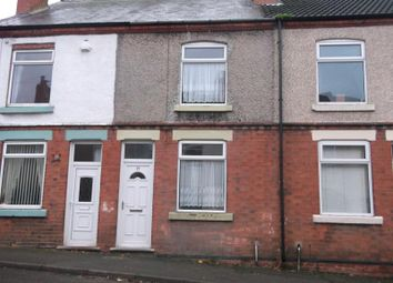 Thumbnail 2 bed terraced house to rent in New Street, South Normanton