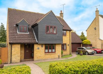 Thumbnail 4 bed detached house for sale in South View, Dunmow