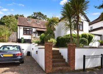 Thumbnail 4 bed detached house for sale in Rookwood Avenue, Wallington, Surrey