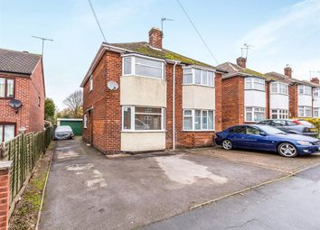 Thumbnail 3 bed semi-detached house for sale in Charles Street, Sileby, Loughborough