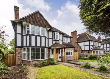 Thumbnail 4 bed detached house to rent in Manor Road South, Esher