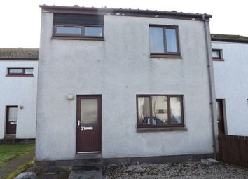 Thumbnail 2 bed terraced house for sale in 31 Muirfield Road, Brora