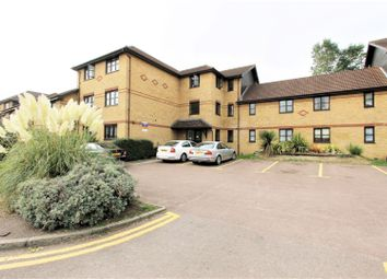 Thumbnail 1 bed flat for sale in Hickory Close, London