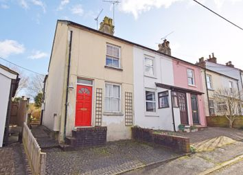 Thumbnail 2 bed end terrace house to rent in Vicarage Road, Alton