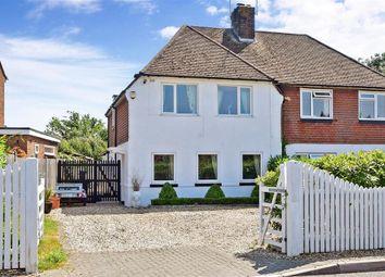 3 bed semi-detached house for sale in School Lane, Herne, Herne Bay, Kent CT6