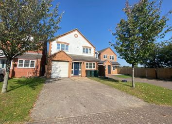 Thumbnail 4 bed detached house for sale in Renolds Close, Whoberley