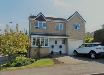 Thumbnail 5 bed detached house for sale in Millstone Rise, Liversedge, West Yorkshire.