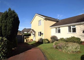 Thumbnail 3 bed semi-detached house for sale in Bridle Close, Hookhills, Paignton, Devon