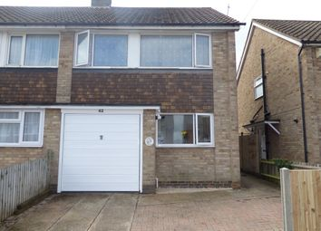 Thumbnail 3 bed semi-detached house to rent in Gwyneth Grove, Bexhill-On-Sea