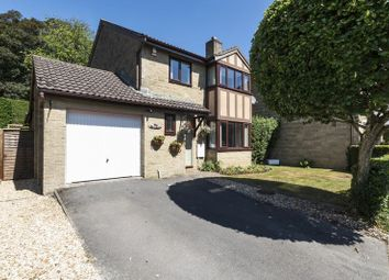Thumbnail 4 bed detached house for sale in Home Farm Close, Peasedown St. John, Bath