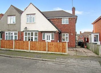 Thumbnail 3 bed semi-detached house for sale in Edward Street, Stapleford, Nottingham