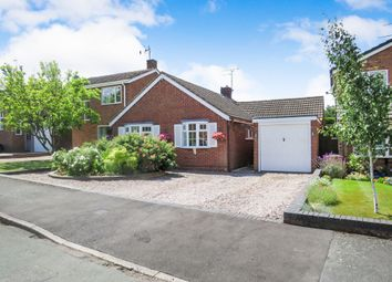 Thumbnail 2 bed detached bungalow for sale in Mill Way, Longdon, Rugeley