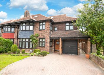 Mount Pleasant Road, Chigwell, Essex IG7. 4 bed semi-detached house