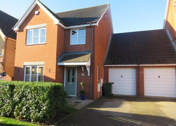 Thumbnail 3 bed property to rent in Baird Close, Yaxley, Peterborough