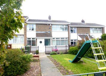 Thumbnail 3 bed terraced house for sale in Throston Grange Lane, Hartlepool