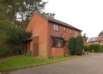 Thumbnail 1 bed end terrace house to rent in Maguire Drive, Frimley, Camberley