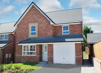 "Thumbnail 4 bedroom detached house for sale in ""Kennington"" at Kepple Lane, Garstang, Preston"