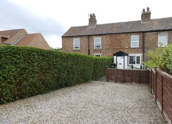 Thumbnail 2 bed terraced house for sale in Spring Cottages, Boroughbridge, York