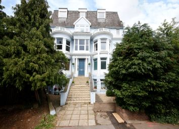 Thumbnail 1 bed flat for sale in Ravensbourne Park Crescent, London