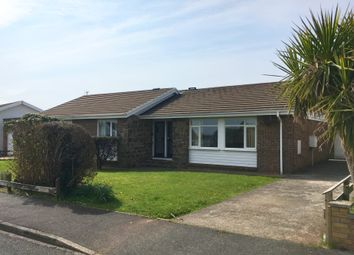 Thumbnail 3 bed detached bungalow for sale in Ramsey Drive, Hubberston, Milford Haven