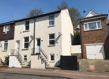 Thumbnail 2 bed end terrace house for sale in 151 Constitution Road, Chatham, Kent