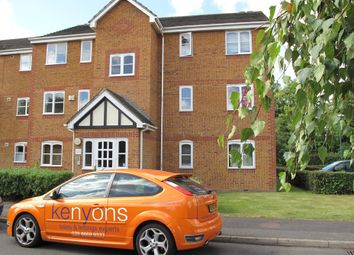 Thumbnail 2 bed flat to rent in Phillips Close, Carshalton