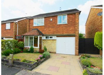 Thumbnail 3 bed detached house for sale in Tenbury Gardens, Wolverhampton