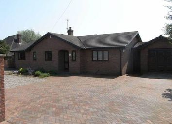 Thumbnail 3 bed bungalow for sale in The Wern, Weston Rhyn, Oswestry