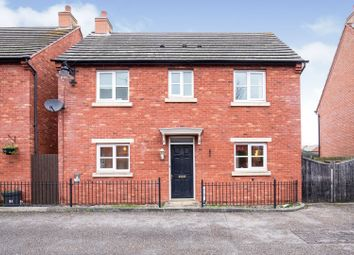 3 bed detached house for sale in Ferndale Close, Gloucester GL2