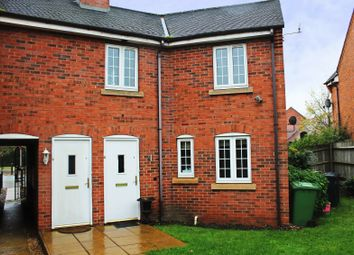 Thumbnail 2 bed maisonette to rent in Three Acres Lane, Shirley, Solihull, West Midlands