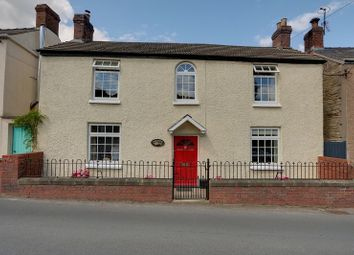 Thumbnail 3 bed detached house for sale in The Square, Ruardean, Gloucestershire.