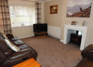 Thumbnail 2 bedroom flat for sale in Heathery Road, Wishaw