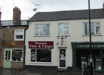 Thumbnail Restaurant/cafe for sale in Westgate, Thirsk
