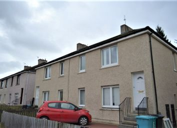 Thumbnail 2 bed flat for sale in Abbotsford Road, Wishaw