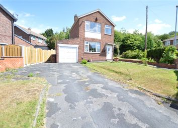 Thumbnail 3 bed detached house for sale in Whitebridge Crescent, Leeds, West Yorkshire