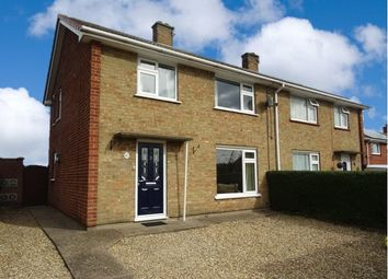 Thumbnail 3 bed semi-detached house for sale in Morgans Close, Coddington, Newark