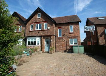 Thumbnail 5 bed semi-detached house for sale in Clarendon Crescent, Sale