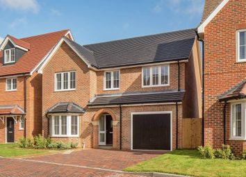 "Thumbnail 4 bed detached house for sale in ""The Pebworth"" at Littleworth Road, Benson, Wallingford"