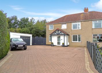 Thumbnail 4 bed semi-detached house for sale in Cadbury Heath Road, Warmley, Bristol