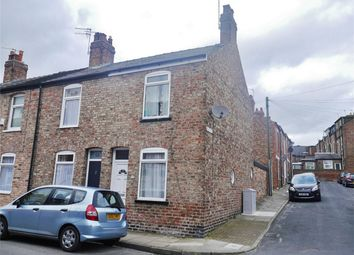 Thumbnail 2 bedroom end terrace house for sale in Brunswick Street, South Bank, York