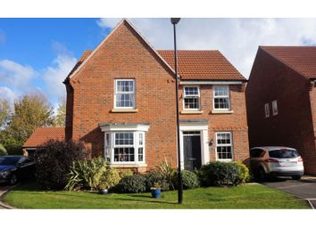 Thumbnail 4 bed detached house for sale in Huntingdon Place, Bourne